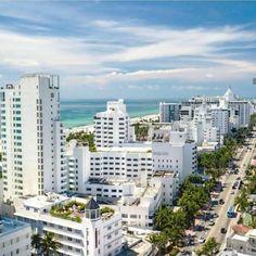 South Beach, San Francisco Skyline, Multi Story Building, Florida, Travel, Viajes, The Florida, Destinations, Traveling