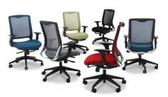 Knit Back Task Chair - Get a quote for your next office furniture today!