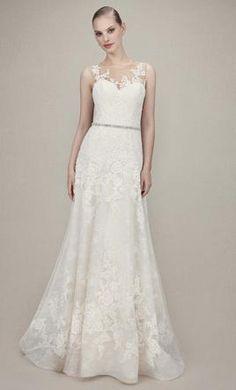 738cf88619 Enzoani Karina wedding dress currently for sale at 50% off retail. Esküvői  Ruhák,