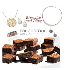 """""""Brownies and Bling"""" by katmclaughlin on Polyvore featuring Touchstone Crystal and Ultimate"""