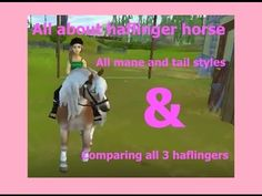 Star Stable: Buying a Haflinger