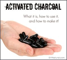 Activated charcoal u