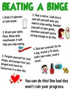 why do i binge eat before bed - Google Search  weight loss motivation printable