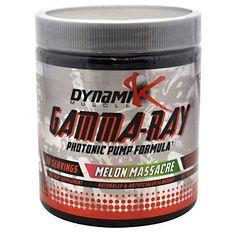 Dynamik Muscle Gamma-ray Melon Massacre