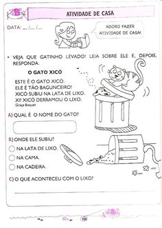 Educational Activities For Kids, Kindergarten, School, Language Activities, Sight Word Activities, Spanish Classroom, Dyslexia, Adhd, Letter G