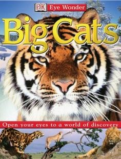 Prowl into the wild and exciting world of big cats on wegivebooks.org