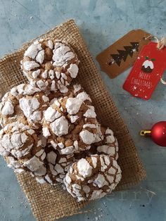 Non plus ultra Hungarian Cake, Hungarian Recipes, Advent Box, Non Plus Ultra, Xmas Food, Winter Food, Healthy Snacks, Gingerbread, Food And Drink