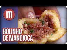 Bolinho de Mandioca Crocante Maravilhoso da Déby & Ian :) - YouTube