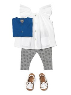 Elias and Grace baby outfit