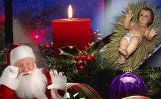 Achas que o teu filho acredita no Pai Natal? - Pais Mais Ligados Father Christmas, Garter, Dads, Sons