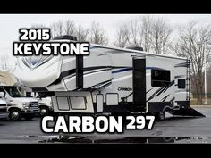 2015 KEYSTONE CARBON TOY HAULER 297 Fifth Wheel: 800-628-4889