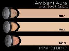 เพียง 520 บาท กับ Mini Studio Ambient Aura Perfect Skin แป้งออร่าหรื่อแป้งหน้าใสที่ทำให้คุณลืมแป้งทุกชนิดที่เคยใช้มา โดยมินิสตูดิโอ