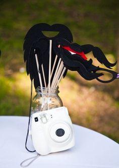 Instax Wedding Photo Booth Ideas