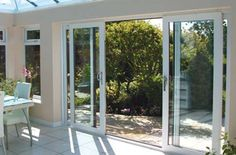 Manufactured by: Window City Frame Dimensions: Width: Height: Glass: Tempered LoE Argon with Super Spacer Colour: White Handle: White Steel Twin-p… Aluminium Windows And Doors, Glass And Aluminium, Sliding Patio Doors, Sliding Glass Door, Glass Doors, Fly Screen Doors, Aluminum Screen, House Doors, Extruded Aluminum