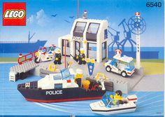 6540 Pier Police '91