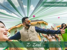From rituals to ceremonies, savour every moment of your special day with unmatched zeal. #AllAboutWeddings