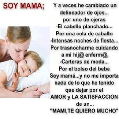 49 Mejores Imágenes De Ser Madre I Love U Mom My Mom Y Happy