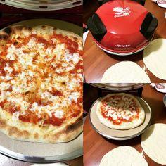 Pizza con fornetto Ariete da Gennaro