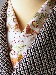 Japanese Embroidery Kimono Embroidery Library Home Page Embroidery Patterns Punch Needle Kimono Japan, Yukata Kimono, Japanese Kimono, Sashiko Embroidery, Japanese Embroidery, Embroidery Thread, Floral Embroidery, Traditional Kimono, Traditional Dresses