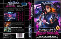My FC3 Blood Dragon Genesis Cover by JoeyV104.deviantart.com on @DeviantArt