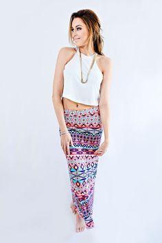 Frida Maxi Skirt