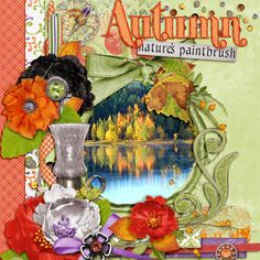 Created with Autumn Dance Bundle by Kathryn Estry.