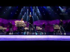 ▶ ESC 2013 FINAL - Petra Mede - Swedish Smörgåsbord - YouTube