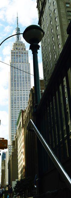 Empire State - New York  #newyork #empirestate #novaiorque #manhattan #bigapple #eua #usa #ny #nyc #phototakenbyme