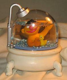 movie snowglobes | Sesame Street snow globes (Enesco) - Muppet Wiki