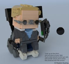 1942 - Thank you for discovering new horizons, Mr. You will never be forgotten. Lego Humor, Lego Robot, Lego Lego, Amazing Lego Creations, Lego Craft, Lego Games, Lego Marvel, Lego Batman, Wolf