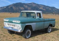 antique pickup trucks | Truck Pictures: Old Pick-Up Trucks And Junker Trucks - My Photos