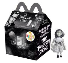 """""""The Twilight Zone"""" Happy Meal"""