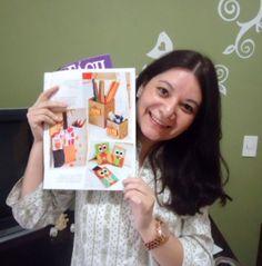 Fofurebas By Jackie: Cases Fofurebas na Revista Faça Fácil