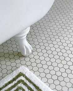 Bathroom Flooring Ideas | Pinterest | Tile flooring, Mosaics and Bath