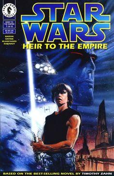 Star Wars: Heir to the Empire, Part 1 (Dark Horse Comics)