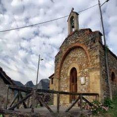 capilla de san roque de pen,en el cocejo de Amieva Asturias