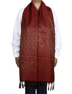 Long Rayon Viscose Scarf Fashion Women Accessory Dresses Indian ShalinIndia,http://www.amazon.com/dp/B00ELCAP30/ref=cm_sw_r_pi_dp_r-xisb1P1WCZ26A1