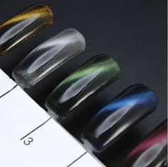 Cat's Eye, Liquid, UV Gel, Polish, Magnetic, Magic, Color Changing, Cat Eyes, Nail Art ,18ml