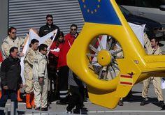 Alonso bate forte em Barcelona e é levado a hospital de helicóptero +http://brml.co/1EERd9k