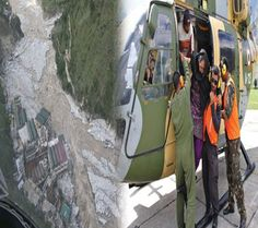 Rescue operations pick up pace in Uttarakhand, Sonia Gandhi monitoring situation