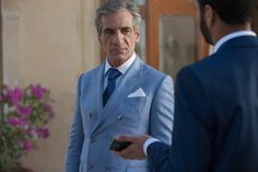 Alon Aboutboul in London Has Fallen White House Down, London Has Fallen, Double Breasted Suit, Fall 2016, Suit Jacket, Actors, Suits, Jackets, Movies