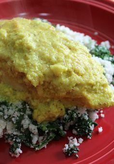 Creamy Turmeric Chicken from Salixisme #AIP #Chicken