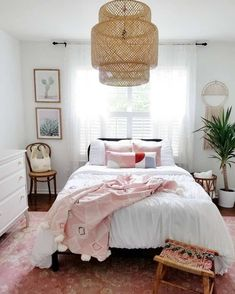 Bohemian Bedroom Decor And Design Ideas (35)