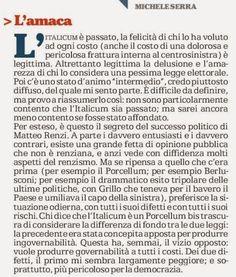 Cronache terrestri: Italicum