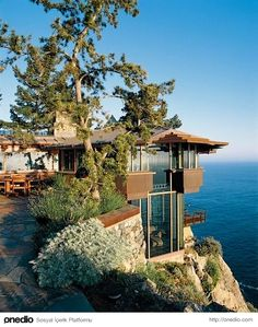 100 Best California Beach House decoratoo is part of Cliff house - Finding affordable spaces in an area like California usually usually means you have to compromise on particular issues Organic Architecture, Amazing Architecture, Architecture Design, California Architecture, Architecture Interiors, Design Exterior, Interior And Exterior, Best California Beaches, California Usa