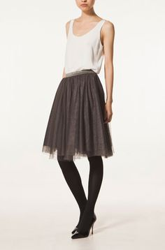 nice Jupon en tulle : tulle skirt throw on a blazer and something sparkly. Little Fashion, Fall Winter Outfits, Winter Style, Blazer, Pretty Outfits, Pretty Clothes, Frocks, Style Me, Ballet Skirt