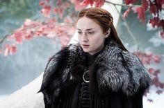 Sansa assessing Bran & Arya Season 7 Episode 4