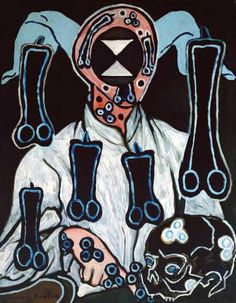 Portrait of a doctor 1935-38 Francis Picabia