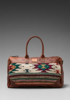 WILL Leather Goods Oaxacan Duffle in Cognac from REVOLVEclothing.com Carpet  Bag 836fbead16cac