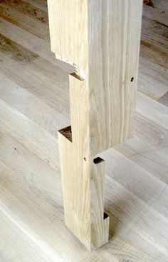how to cut and install the newel post